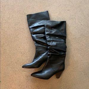 Antonio Melani knee high boots size 11